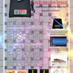 Bantal Terapi Medan Listrik / Electric Field Therapy Pad