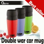 double wall car mug oxone ox 040