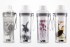 Double Wall Glass Travel Bottle ox 032m
