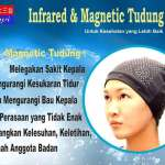 Infrared and Magnetic Tudung Kepala