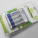 BTY N-825 Battery AA 4PCS 2500mAh + Rechargeable NI-MH 1.2V AA / AAA Battery