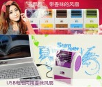 Fragrance USB Bladess Fan