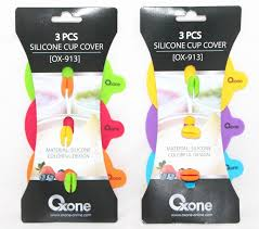 3in1 silicone cup cover ox 913