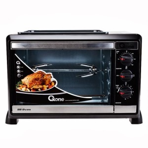4in1 oven ox 858BR Black