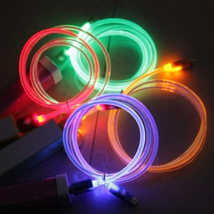 Cable USB LED Luminous