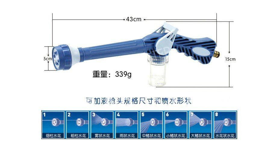 EZ Jet Water Cannon 4
