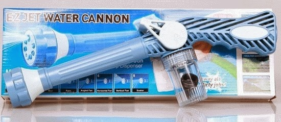 EZ Jet Water Cannon 5