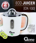 Eco juice ox 100
