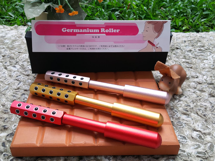 Magic Stick Germanium Roller