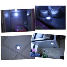 Stick n Click Touch Lamp Bulat 1
