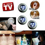 Stick n Click Touch Lamp Bulat