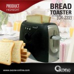 bread toaster ox 222