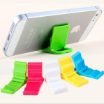 stand folding mobile phone holder