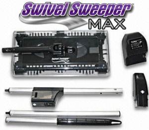 swivel sweeper max murah
