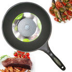 Fry Pan Diamond Coated Ox 26F