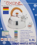 Whistle Kettle ox 98k
