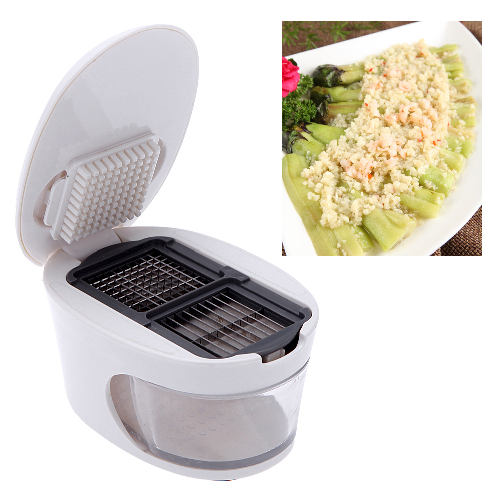 Garlic Press 3in1