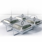 Quart Square Food Warmer ox 94QSQ