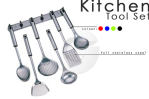 Kitchen Tools ox 963