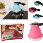 kettle silicone portable