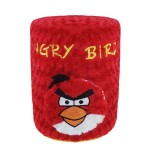 cover galon angry bird merah