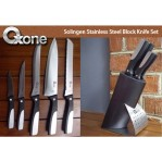 knife block set ox 972