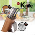master knife block set ox 982