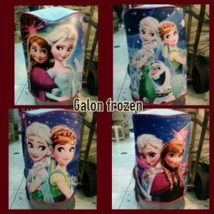 sarung galon frozen