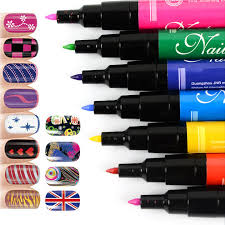 hot design nail art pens murah