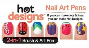 jual hot design nail art pens murah