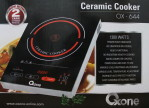 ceramic cooker ox 644