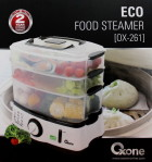 eco food steamer ox 261