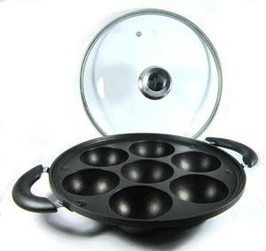 snack maker 7 lubang cekung