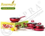 cookware set rosemery 7pcs