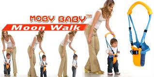 moby baby moon walk