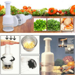vegetable anion chopper