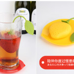 silicone fruit tea bag
