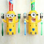 minion automatic toothpaste dispenser