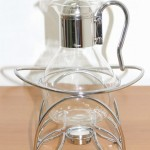 teapot warmer ox-84tw / teko saji dengan model elegan dan minimalis oxone-84tw