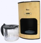 bamboo coffee and tea maker oxone 952