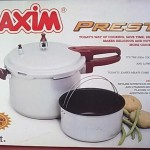 presto pressure cooker maxim 7liter