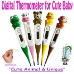 thermometer cute model animal /animal thermometer child kid zoo