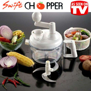 swift chopper pencincang sayur