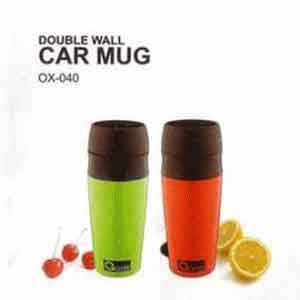 DOUBLE WALL CAR MUG OXONE 040
