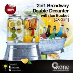 2in1 broadway double decenter oxone 334