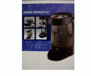 bubble thermos pot oxone 871