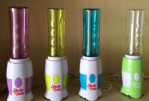 new shake n go color 2 botol / juicer shake n go 2 color  cup