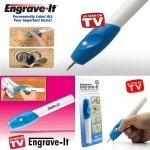 pen ukir portable / engrave it/ pen ukir