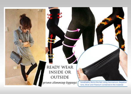 slimming night legging - UNIK 99