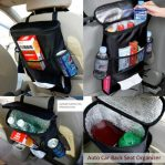 auto seat car organizer